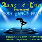 Dans a Lon Everybody Dance Now