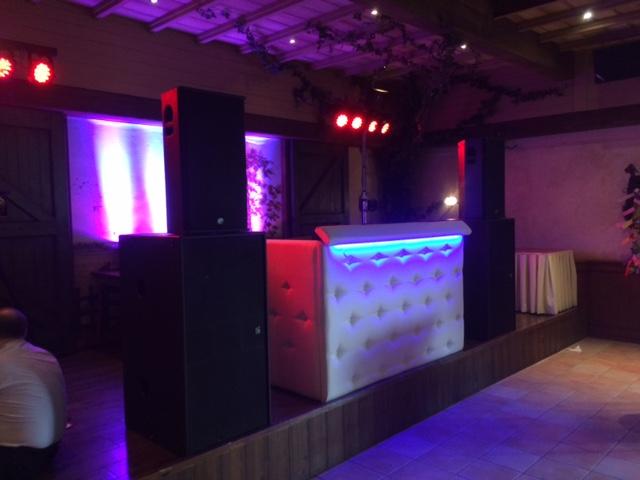 Bruiloft Project West Sound & Light 2
